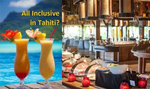 all inclusive in tahiti