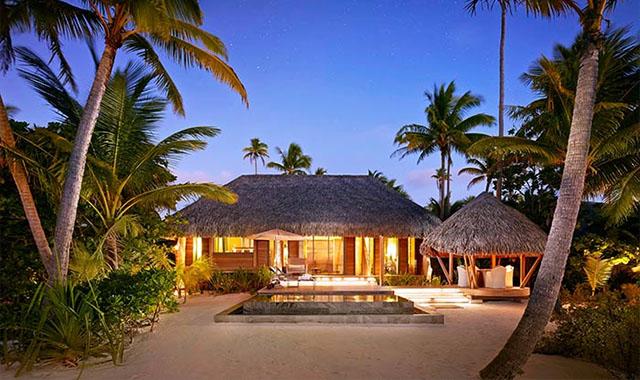 Best Beach Bungalows Tahiti Vacations
