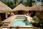 Le Taha'a - Beach Villa Plunge Pool