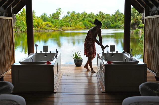 Le Tahaa Resort and Spa